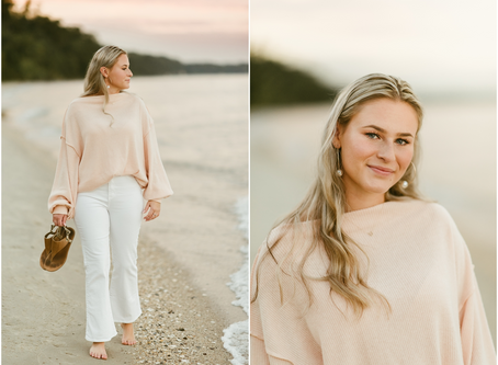 Hannah Huether - A Port Republic Senior Session - Class of 2020