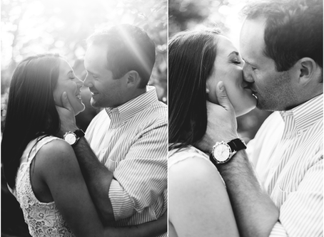 Emily & Nick - A Great Falls, MD Engagement Session