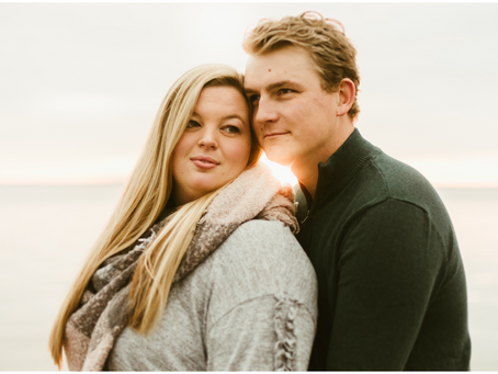 Shelby & Artem  - A Newburg, MD Engagement Session