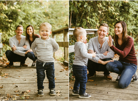 The Bennett Family - A Hollywood Family Session