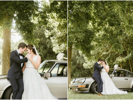 Stephanie & James - An Olde Breton Inn Wedding