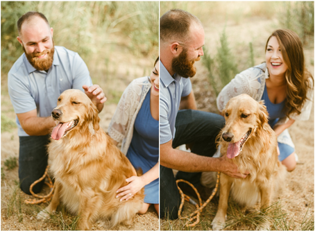 Heather & Bryan - A Newtowne Neck Engagement Session