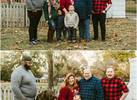 The McLaurin & Hunt Family - A St. Mary's Session