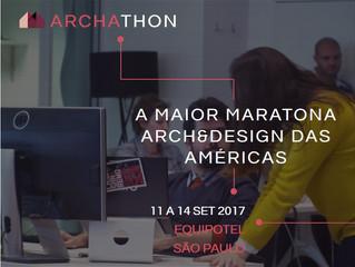 ARCHATHON EQUIPOTEL 2017