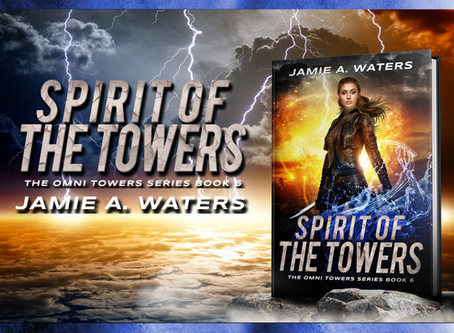Spirit of the Towers is now available!