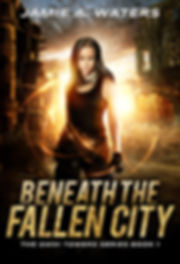 Beneath the Fallen City (The Omni Towers Series, Book 1)