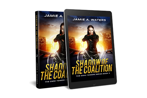 Shadow of the Coalition (The Omni Towers, Book 2)