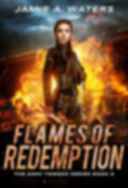 Flames of Redemption (The Omni Towers Series, Book 5)