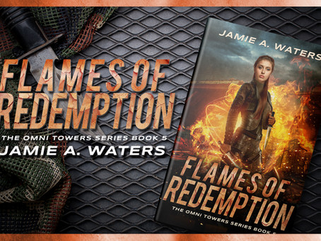 Flames of Redemption is Now Available!