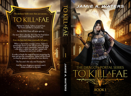 To Kill a Fae - Now Available for Pre-Order!