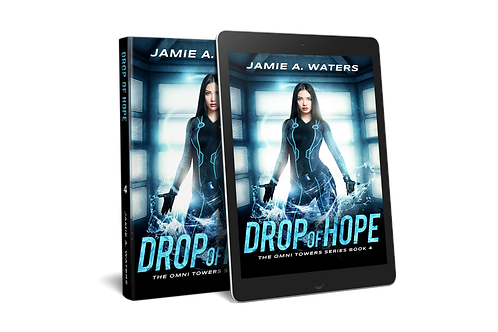 Drop of Hope (The Omni Towers, Book 4)