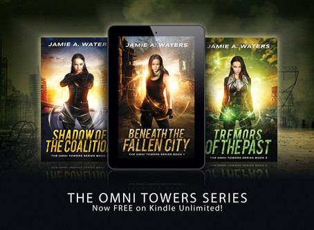 Find out what's hidden Beneath the Fallen City...