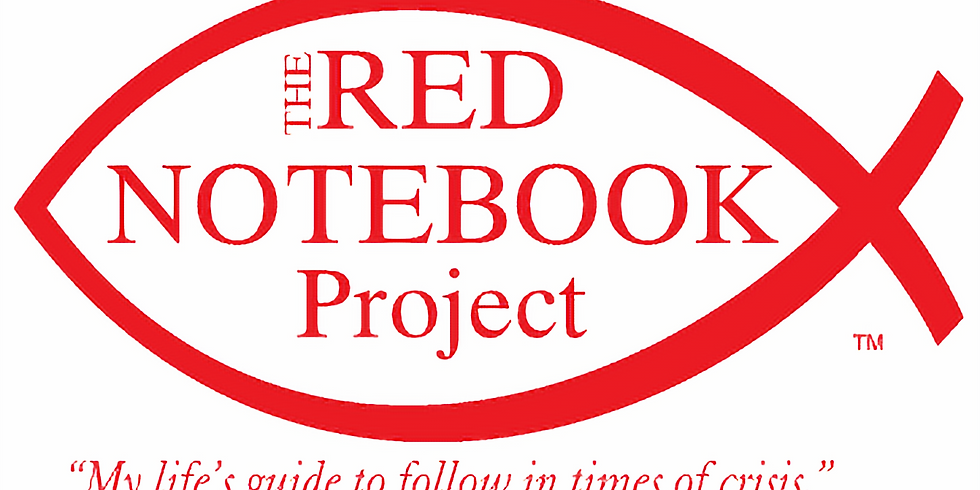Red Notebook Project Seminar Maryville, TN (1)