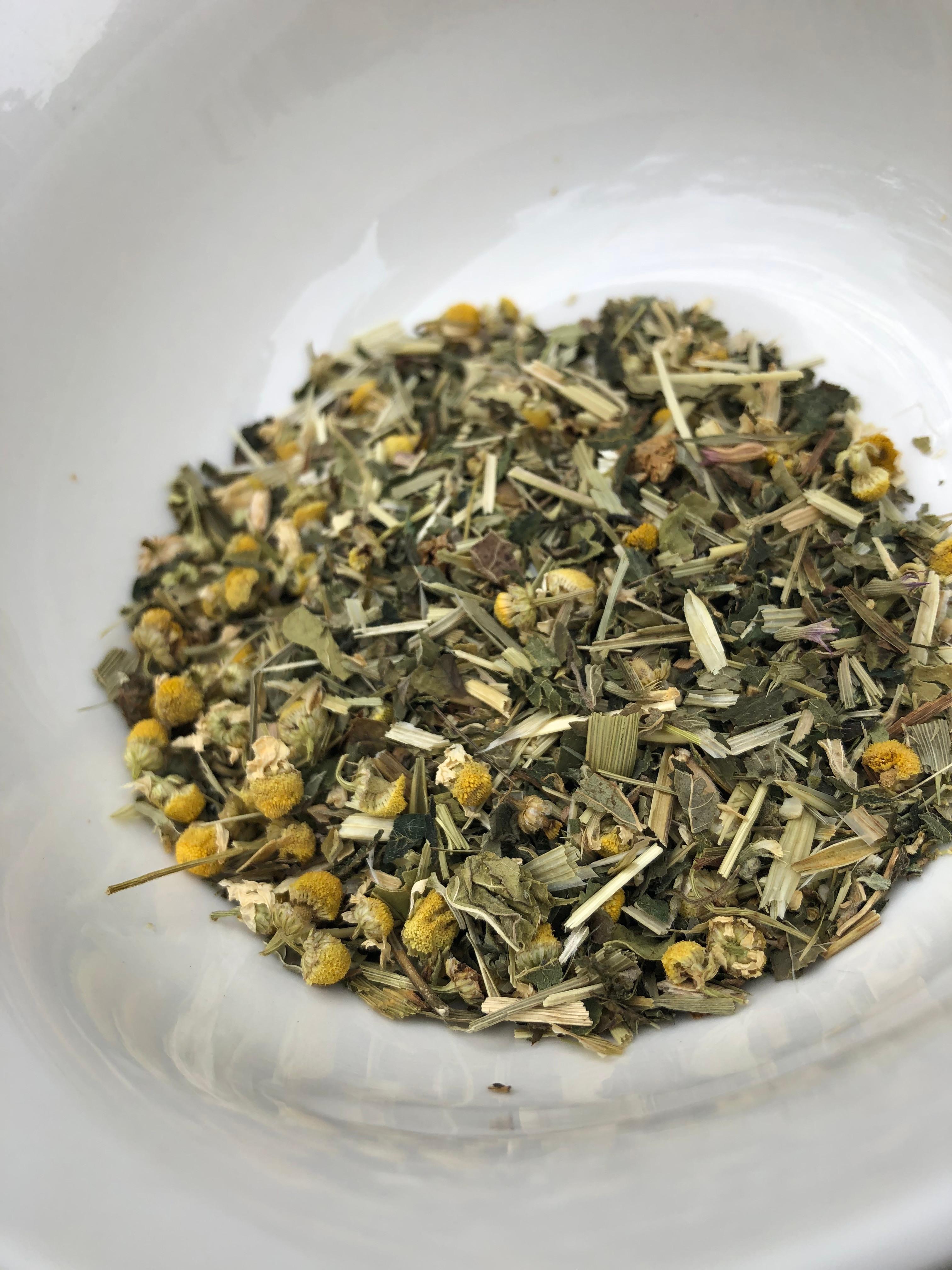 Personal Intuitive Medicinal Tea Blend
