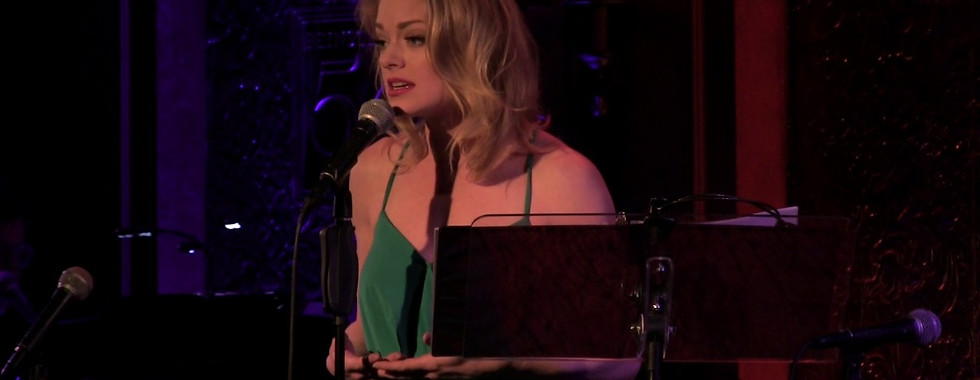 "Ruby Lewis ""Back to Before"" 54 Below"