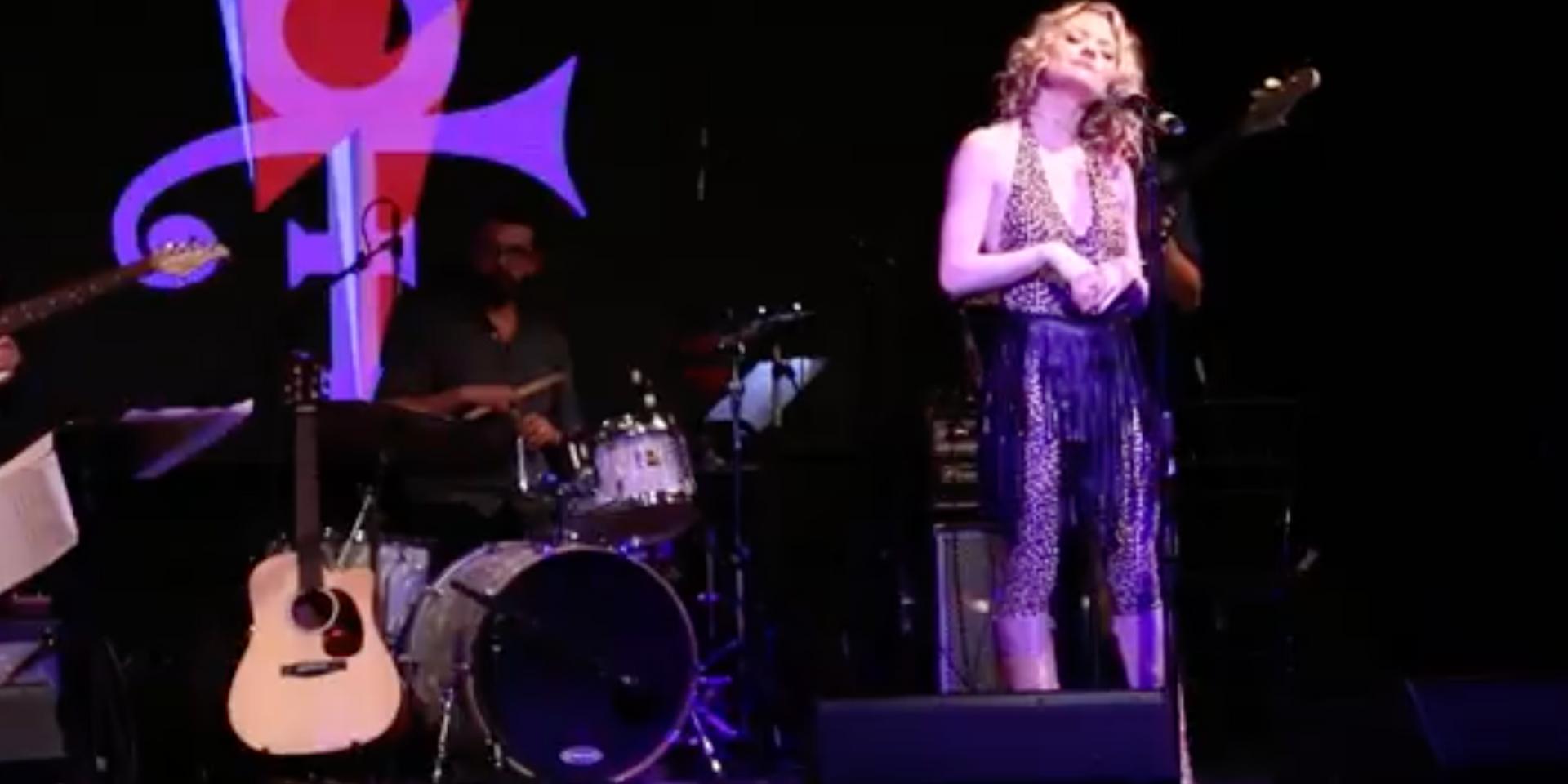 Ruby Lewis at BROADWAY SINGS Bowie|Prince