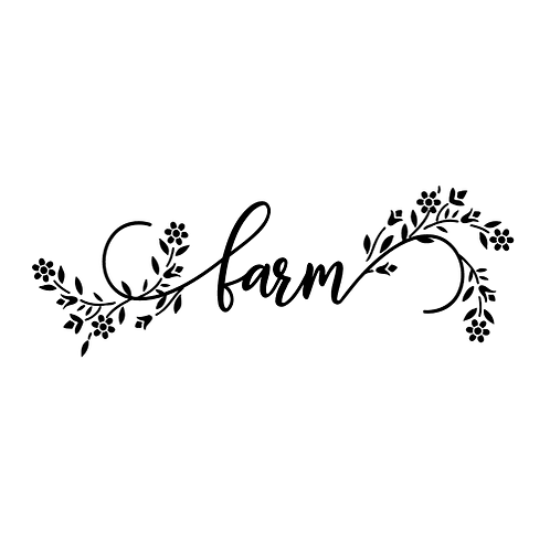 """Farm (12""""x24"""")"""