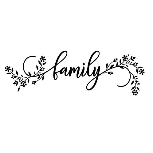 "Family (12""x24"")"