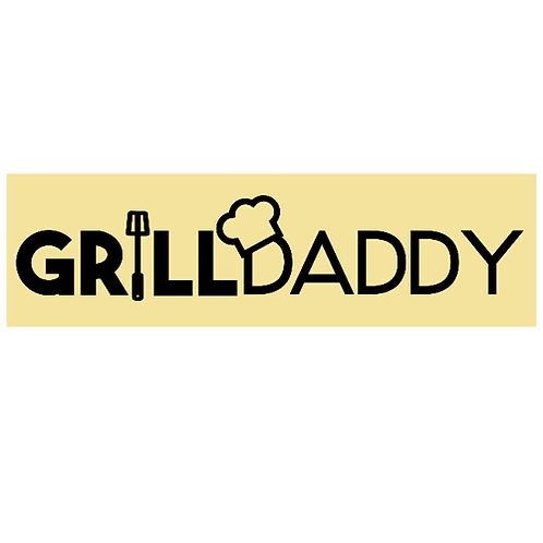 """Grill Daddy (5.5""""x 18"""")"""
