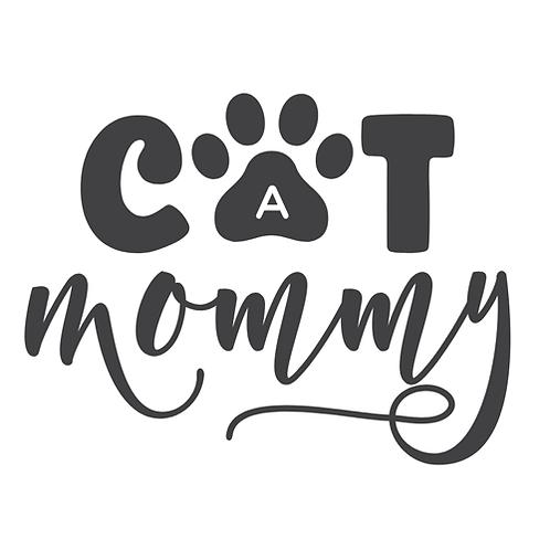 "Cat Mommy (12""x12"")"