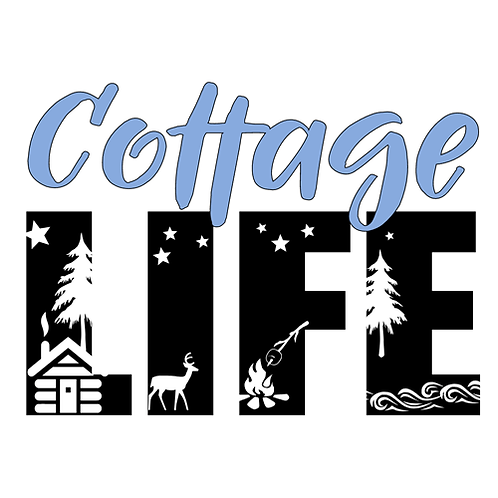 "Cottage Life (12""x12"")"