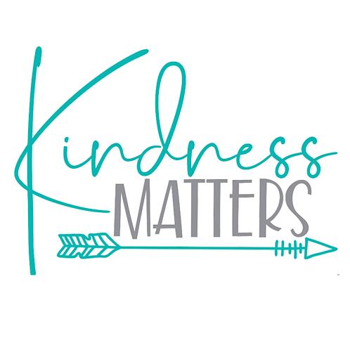 """Kindness matters (12""""x12"""")"""