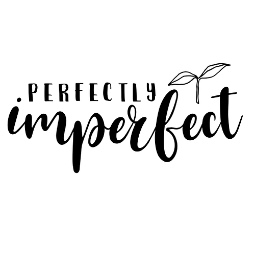 """Perfectly imperfect (12""""x 24"""")"""