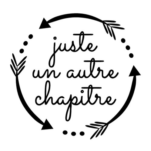 """juste un autre chapitre (12""""x 12"""")"""