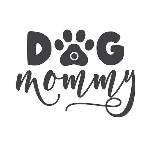 """Dog Mommy (12""""x12"""")"""
