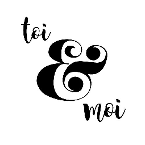 """Toi et Moi (12""""x12"""")"""