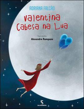 Valentina cabeça na Lua