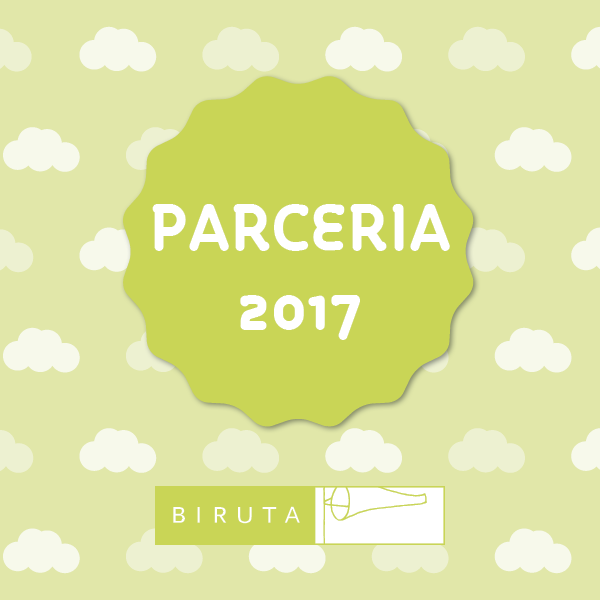Felicidade! O Veredas do Texto agora é parceiro da Editora Biruta e Gaivota.