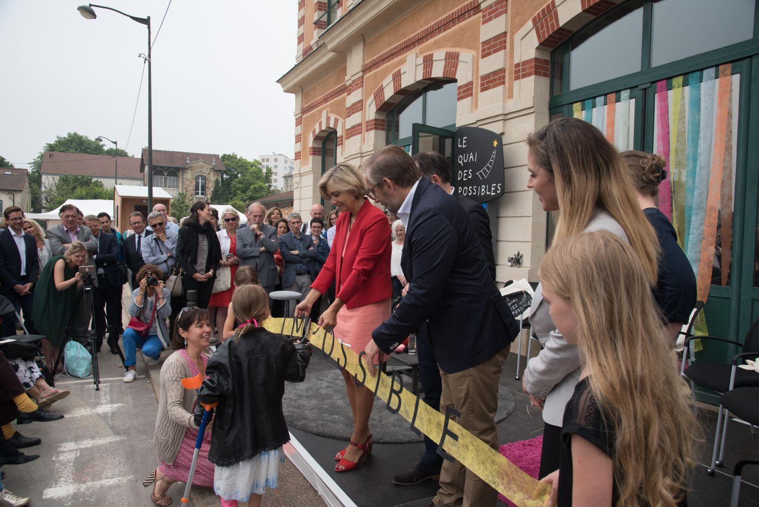 Photo ED_Inauguration Quai des Possibles