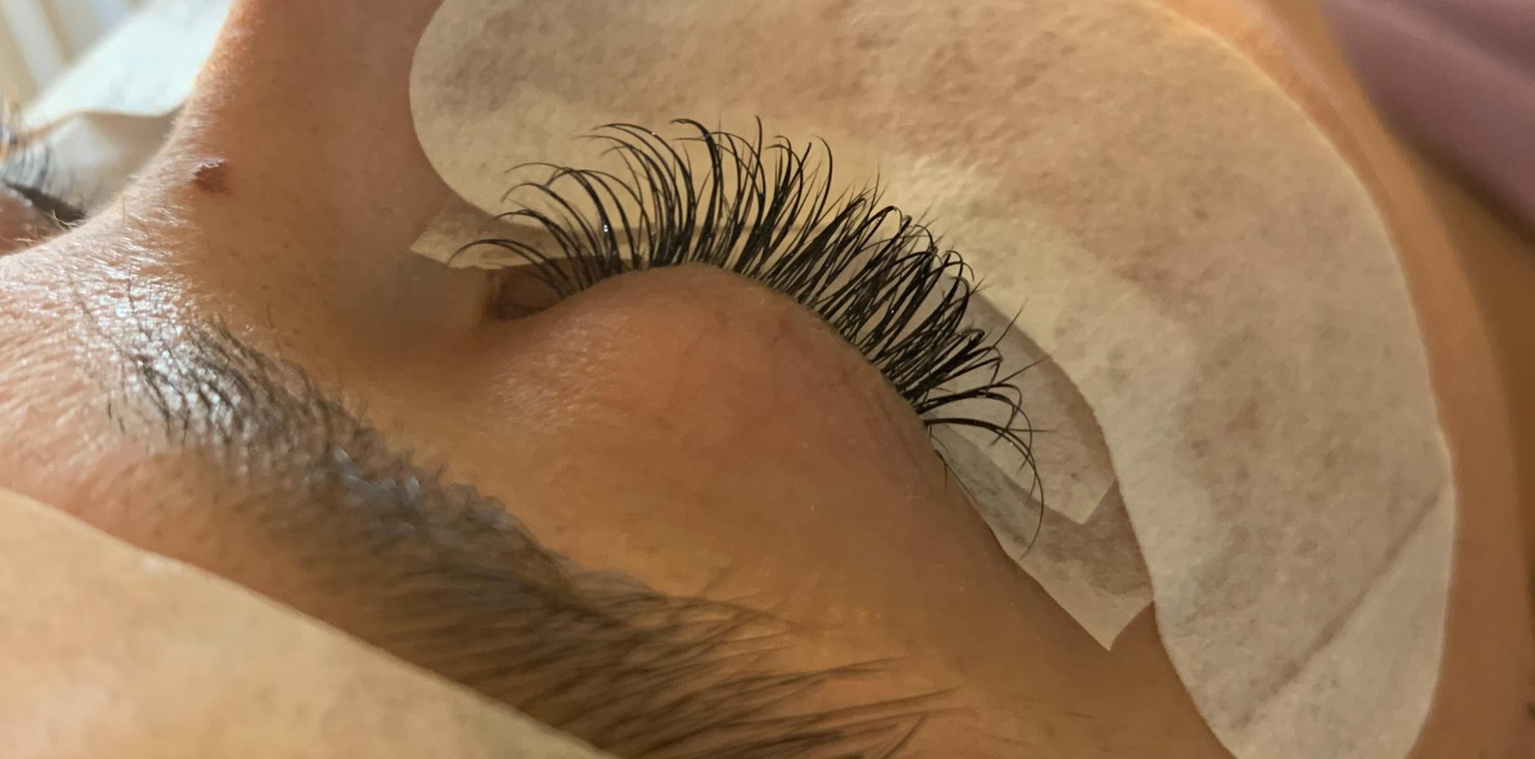 Classic Eyelash Extensions Full Set