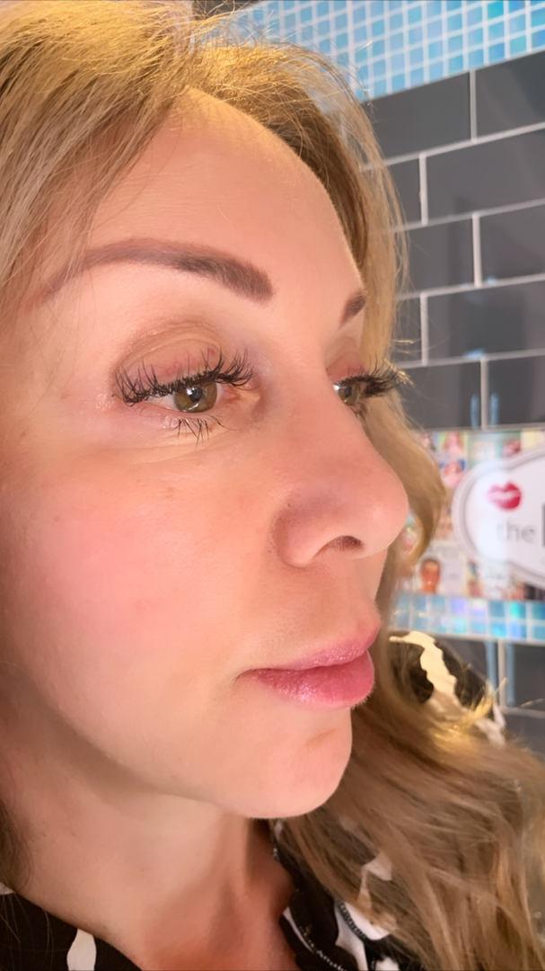 Hybrid Eyelash Extensions Set