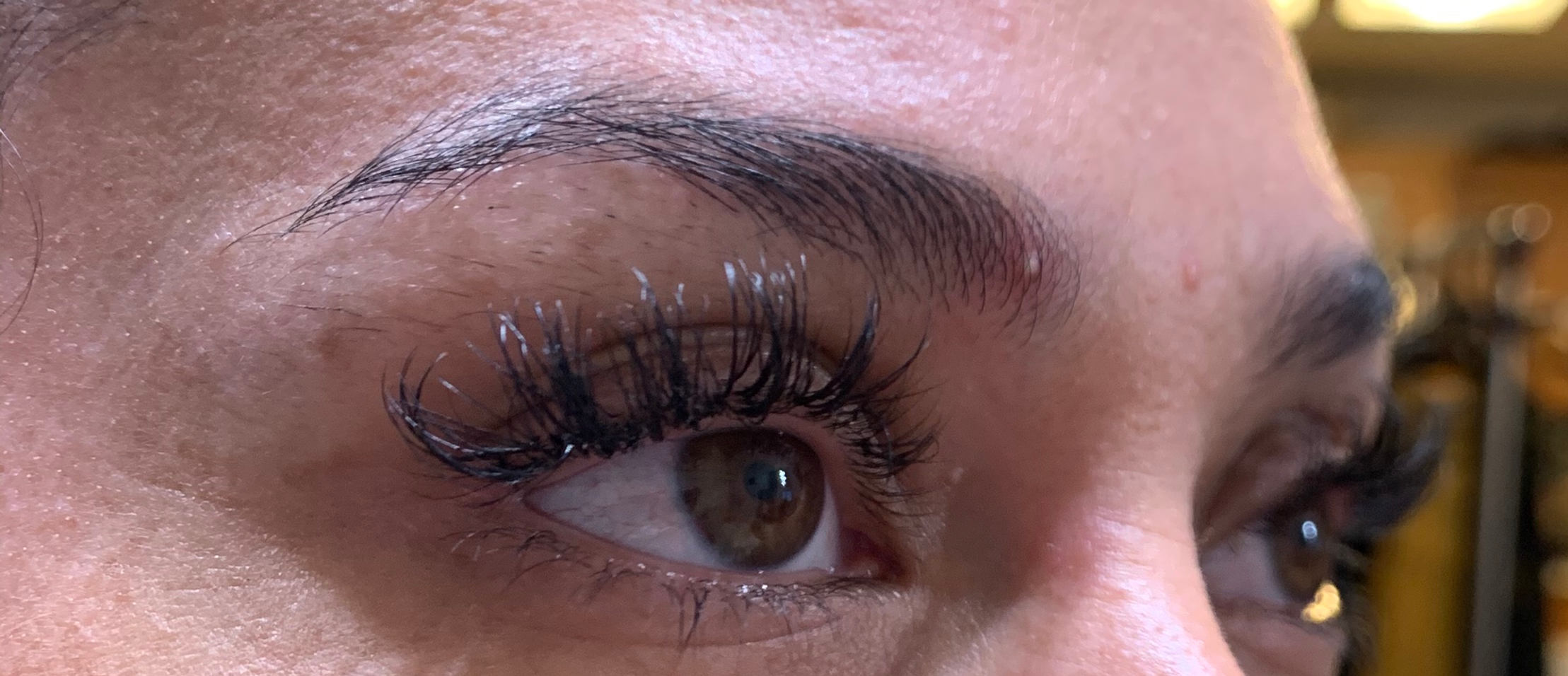 Volume Eyelash Extensions Full Set