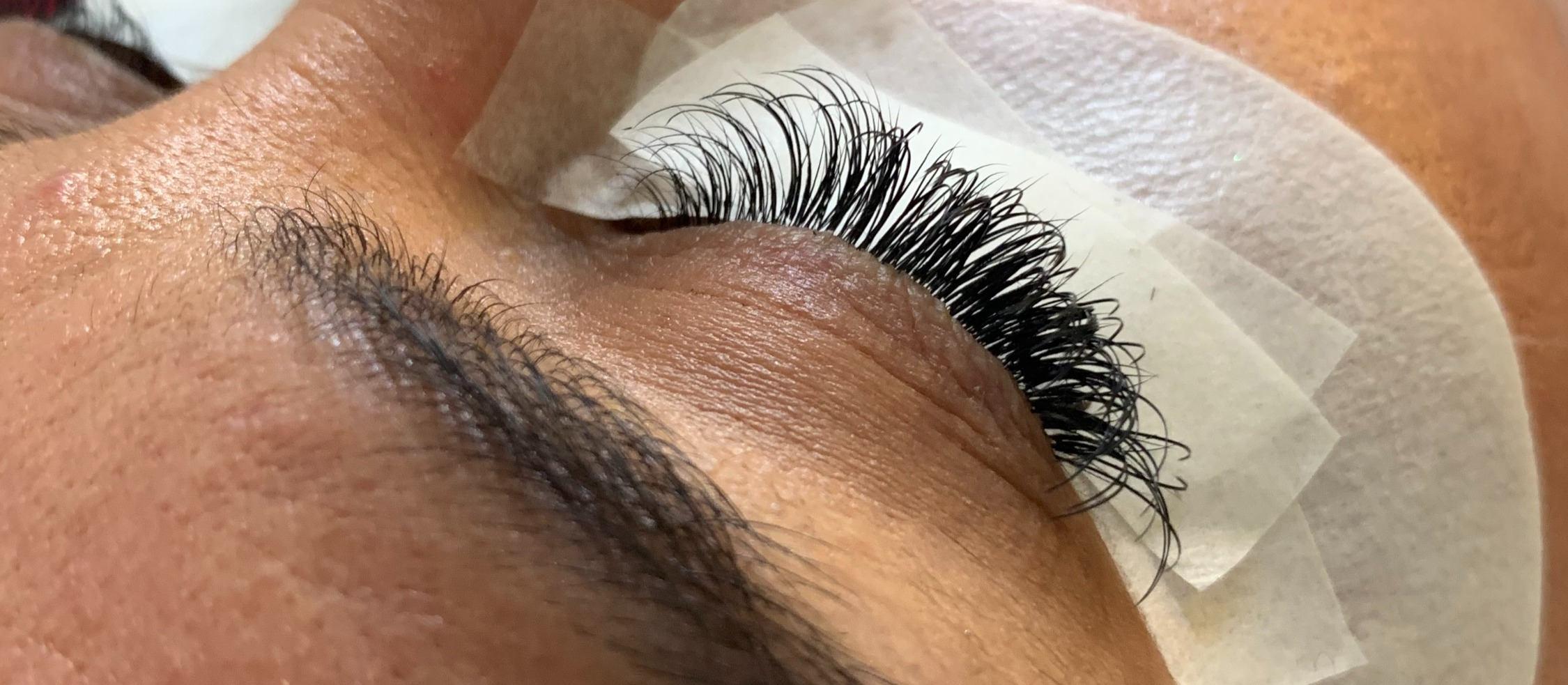 Cat Eye Classic Eyelash Extensions Fill Set
