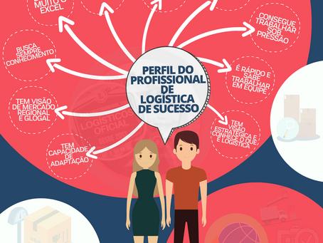 Perfil de sucesso do profissional de Logística