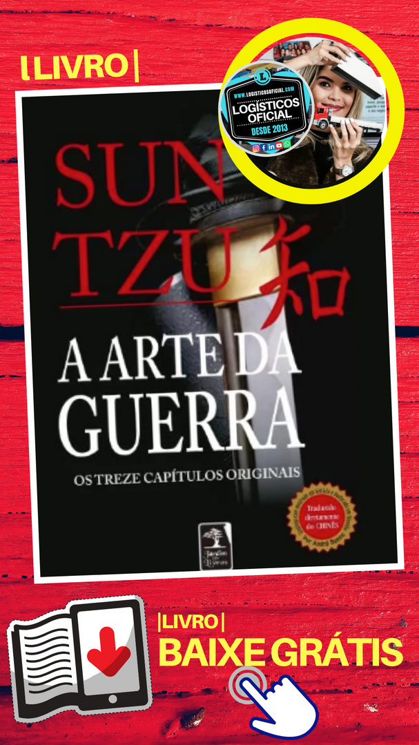 Livro A Arte da Guerra
