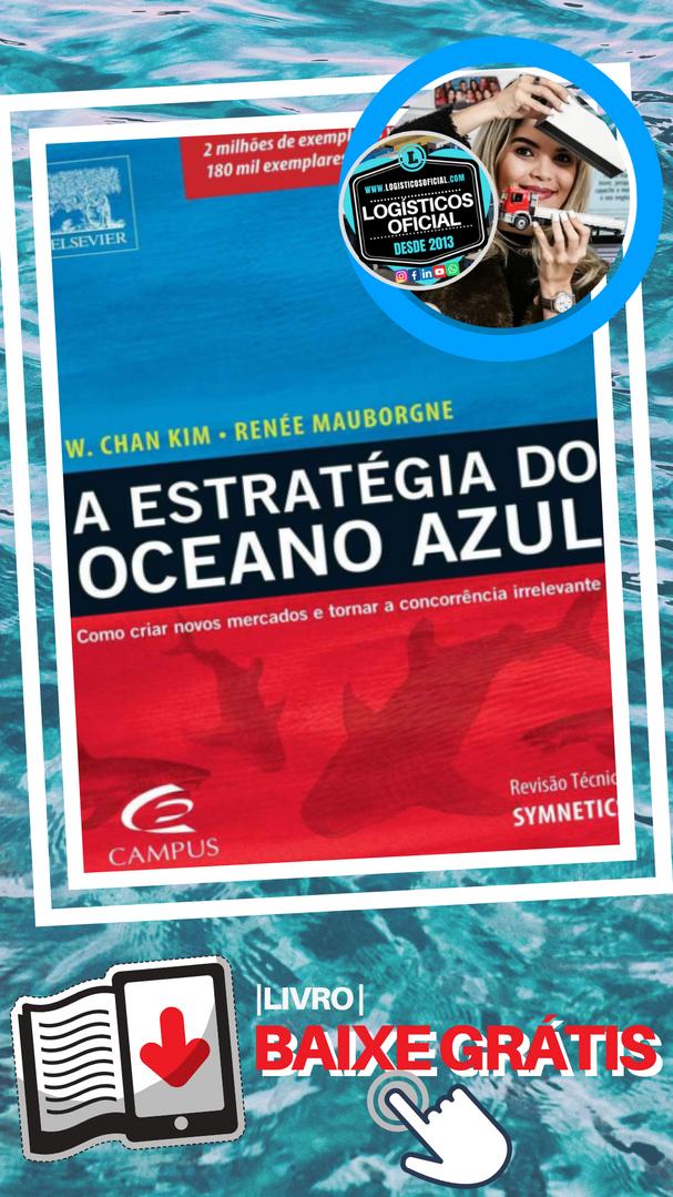 Livro A Estratégia do Eceano Azul