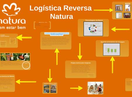 Natura lança projeto de logística reversa e dá produto novo a cada 5 embalagens
