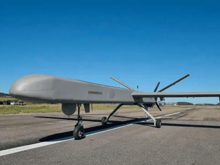 O drone brasileiro que será o xerife Logístico da Amazônia