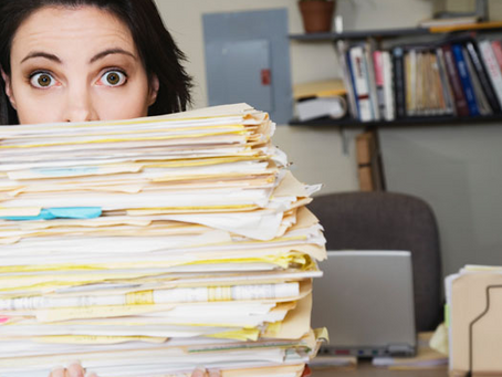 5 maneiras de parar de ser ocupado e começar a ser eficaz. Se você sofre de síndrome de ocupado, lei