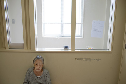 My Mother at Her Hospital, 2016