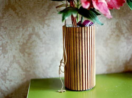 Bamboo Vase, 2009