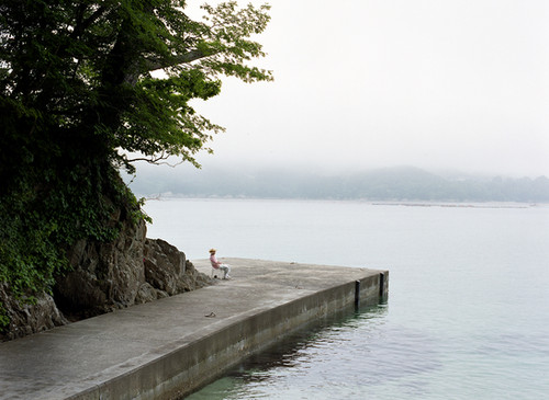 Man By The Shore in Iwate Prefecture.jpg