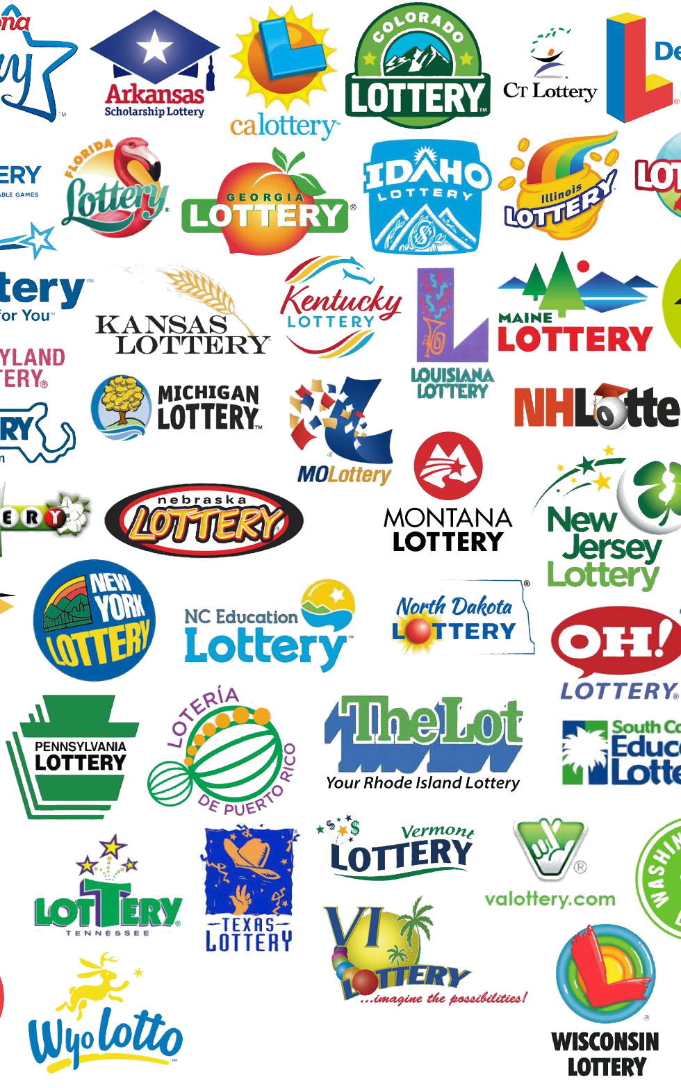 State Lottery logos.png