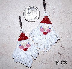 12 Days of Beaded Christmas Projects - Day 5