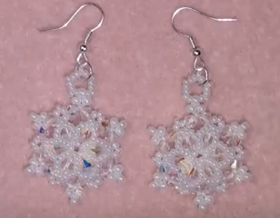 12 Days of Beaded Christmas Projects - Day 10