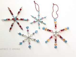 12 Days of Beaded Christmas Project - Day 11